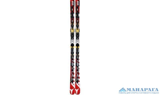 Лыжи Atomic Redster Fis Doubledeck GS + креп. X 19
