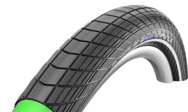 Покрышка Schwalbe 26x2.15 (55-559) Big Apple Plus GreenG