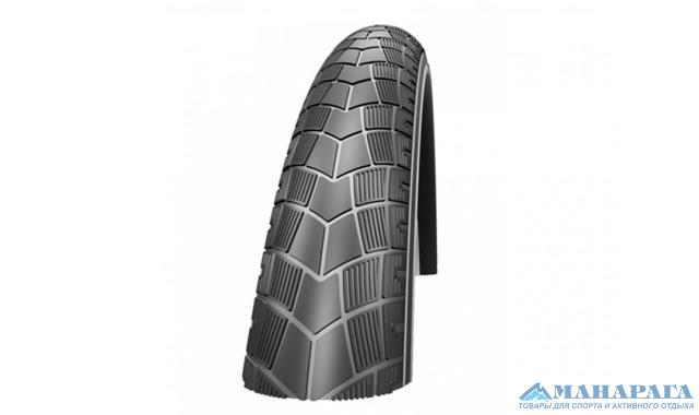 Покрышка Schwalbe 50-559 Big Apple RG/End