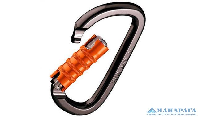 Карабин PETZL PZL: Am D TRIACT-LOCK