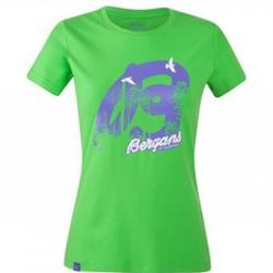 Футболка Bergans Forest Lady Tee