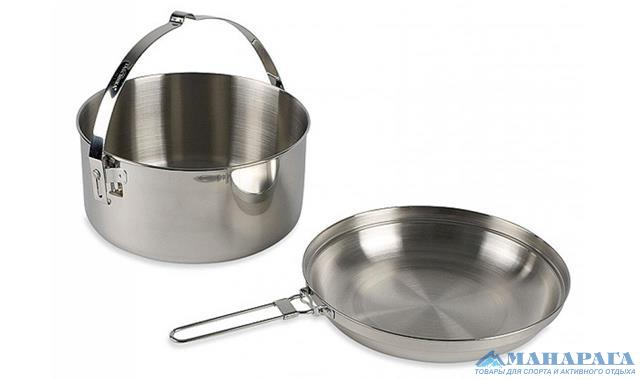 Набор посуды TATONKA Scout Kettle 4.0