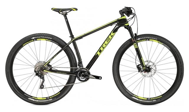 Велосипед TREK 15 Superfly 9.6 Carbon