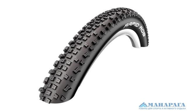 Покрышка Schwalbe 29x2.10 (54-622) Rapid Rob K-Guard