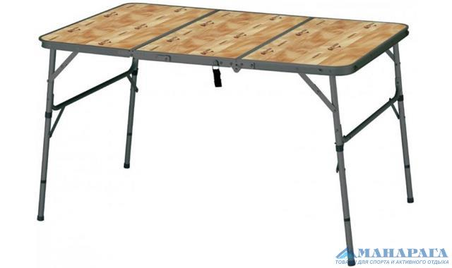 Стол TITAN SLIM 3FOLDING TABLE + чехол