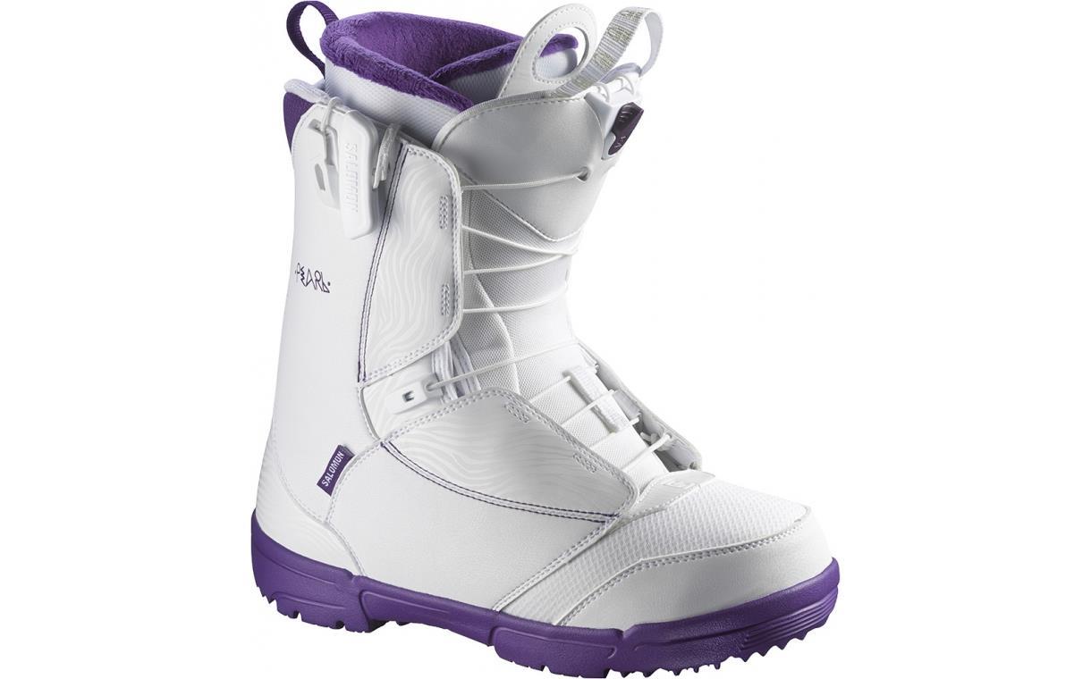 Лыжные ботинки сноубордические ботинки burton ion-leather redwing (redwing, 11,5 )купить в sport-marafonru!