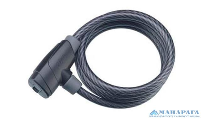 Замок велосипедный BBB PowerSafe Coil cable