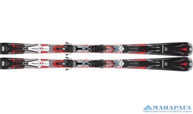 Лыжи Rossignol /12-13/ Pursuit 11 Carbon +креп. Xelium