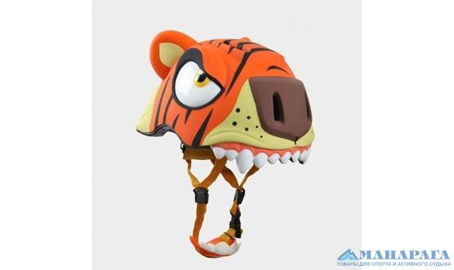 Шлем Crazy Safety Tiger