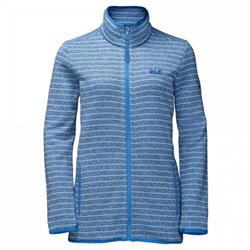 Джемпер Jack Wolfskin Caribou Striped Jacket Women