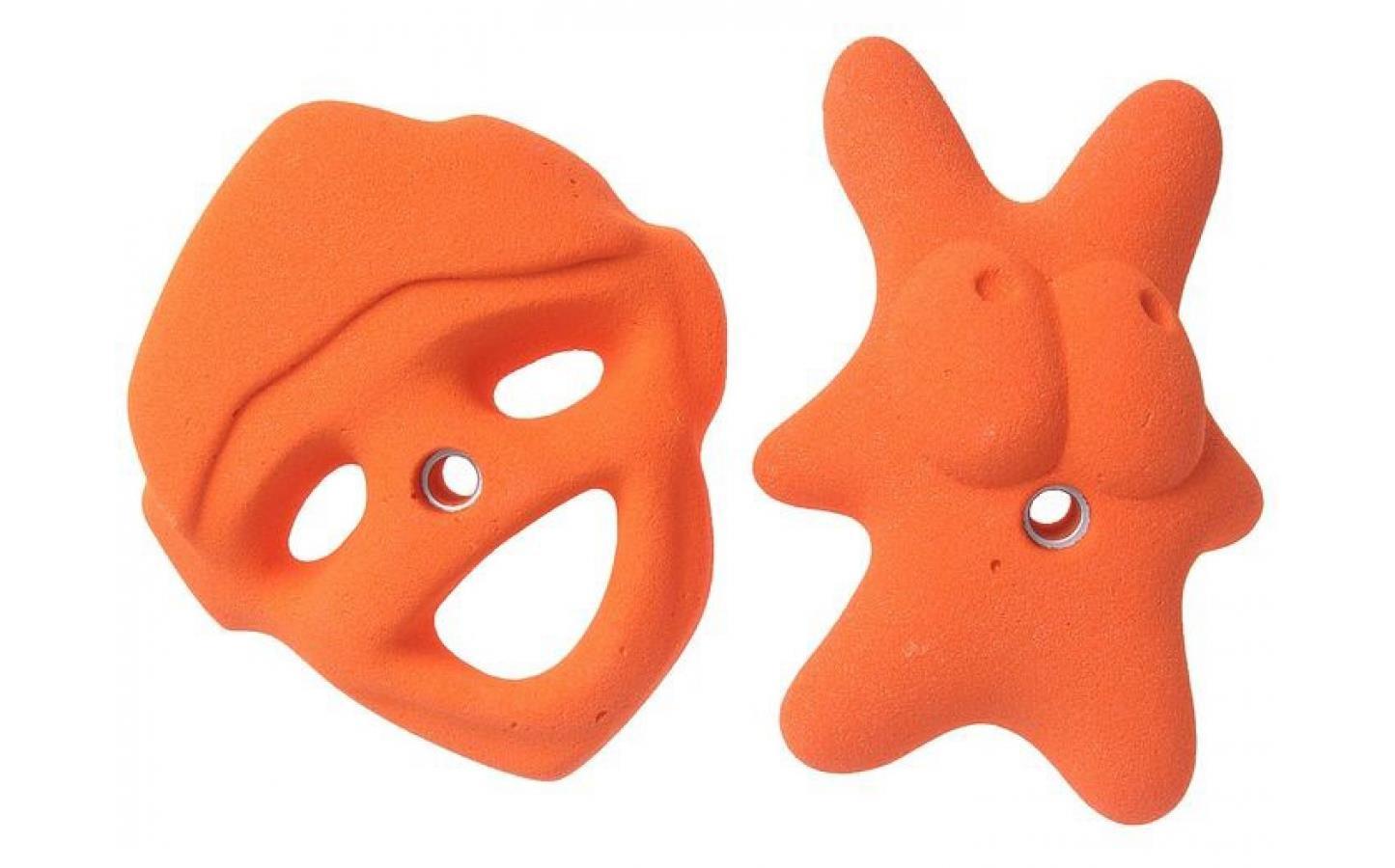 Как сделать зацепы для детского скалодрома своими руками