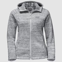 Джемпер Jack Wolfskin AQUILA HOODED JACKET жен.