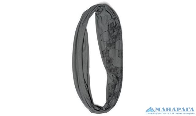 Бандана BUFF 181502 TUBULAR INFINITY BUFFR DARK GREY