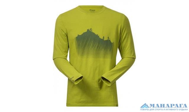 Рубашка Bergans Mountainbike LS