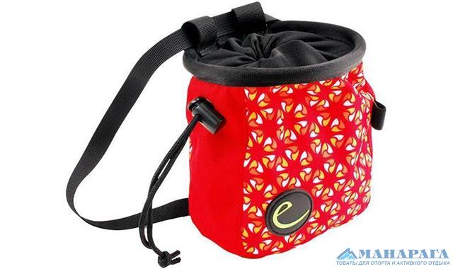 Mешочек для магнезии Edelrid Chalk Bag Cosmic Lady
