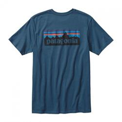Футболка Patagonia P-6 LOGO COTTON T-SHIRT
