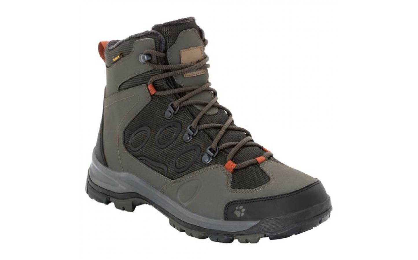 5ad40118175 Ботинки Jack Wolfskin Cold Terrain Texapore Mid M купить по цене в 6 ...