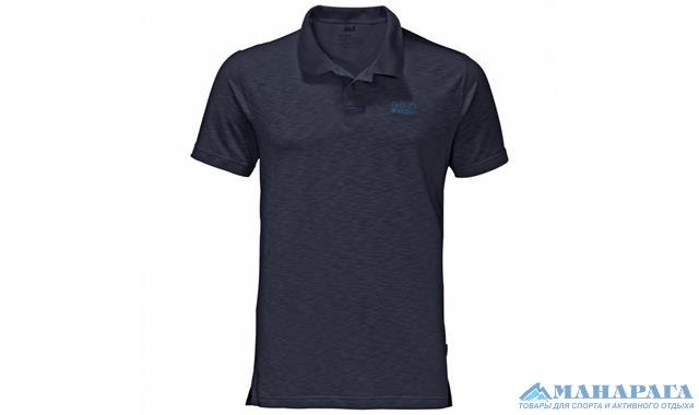 Рубашка-поло Jack Wolfskin Travel Polo