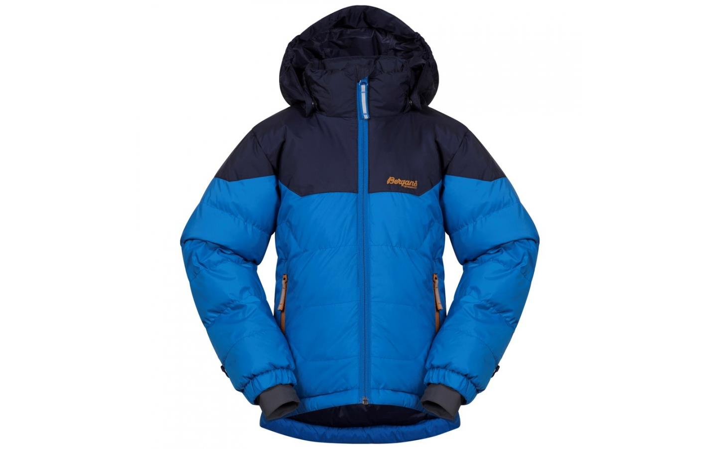 Bergans Down Youth Girl Jacket 69VX 8TB Outdoor
